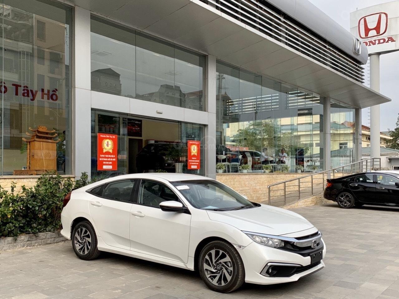 Siêu khuyến mãi Honda Civic 2020 nhập khẩu, khuyến mại 80 triệu tiền mặt, phụ kiện (9)