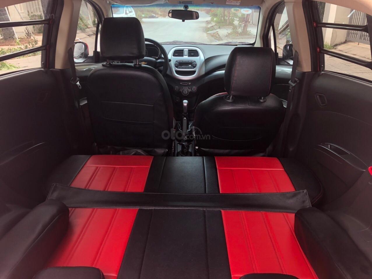 Bán xe Chevrolet Spark Van 2018 1.2 MT, 1 chủ cực đẹp (8)