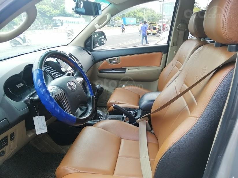 Bán Toyota Fortuner 2015, siêu cứng (5)