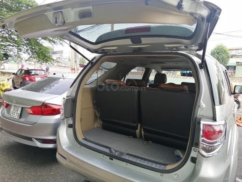 Bán Toyota Fortuner 2015, siêu cứng (7)