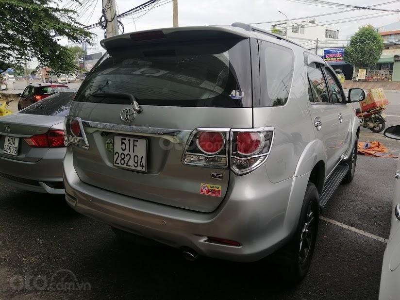Bán Toyota Fortuner 2015, siêu cứng (6)
