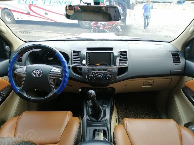 Bán Toyota Fortuner 2015, siêu cứng (11)