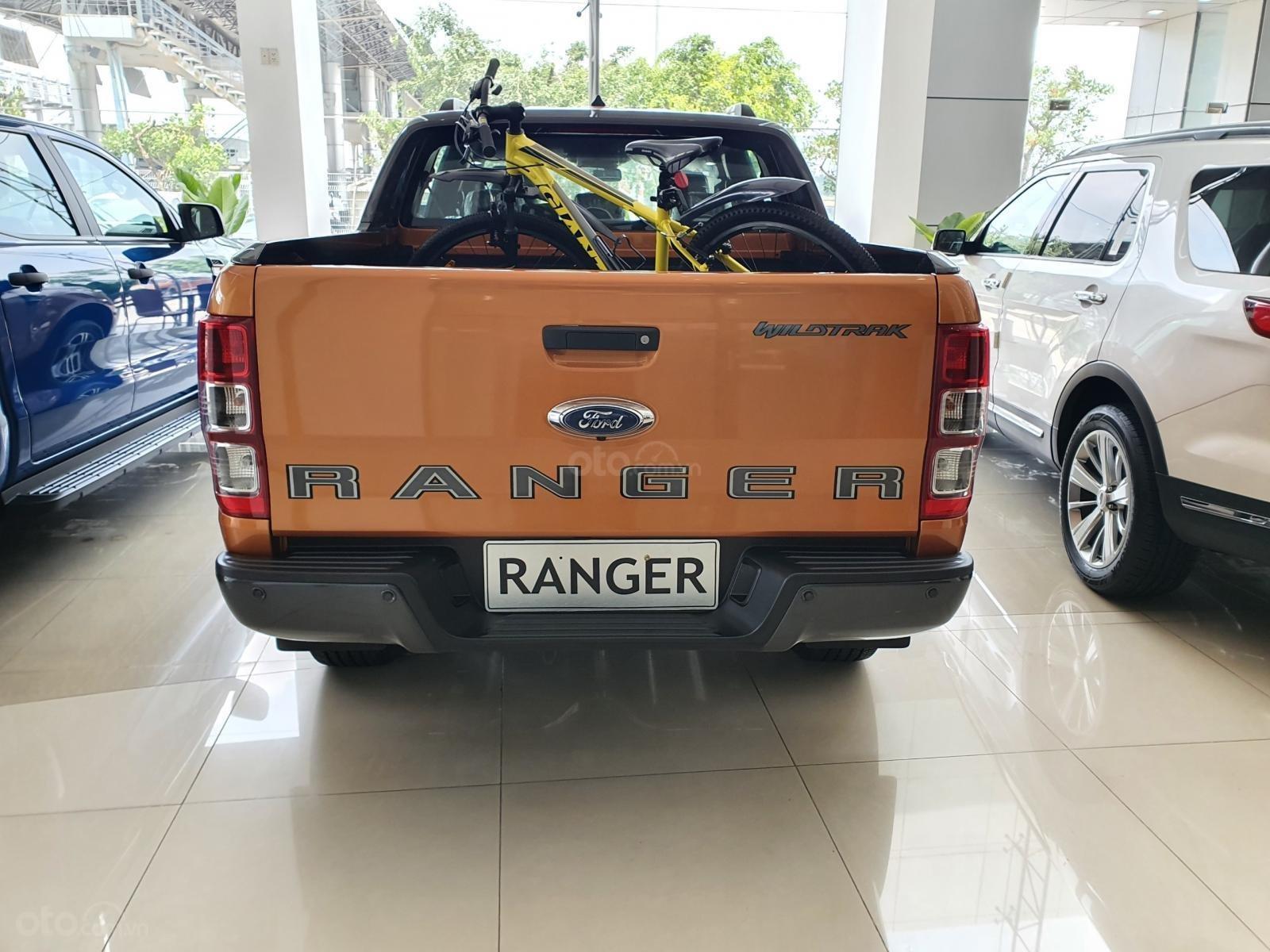 [TP. HCM] Ranger Wildtrak 4x4 2020, trả trước 210tr nhận xe ngay, ưu đãi cực khủng kèm nhiều quà tặng hấp dẫn (3)