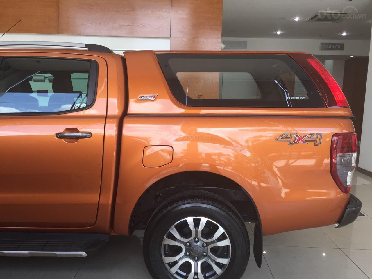 [TP. HCM] Ranger Wildtrak 4x4 2020, trả trước 210tr nhận xe ngay, ưu đãi cực khủng kèm nhiều quà tặng hấp dẫn (7)