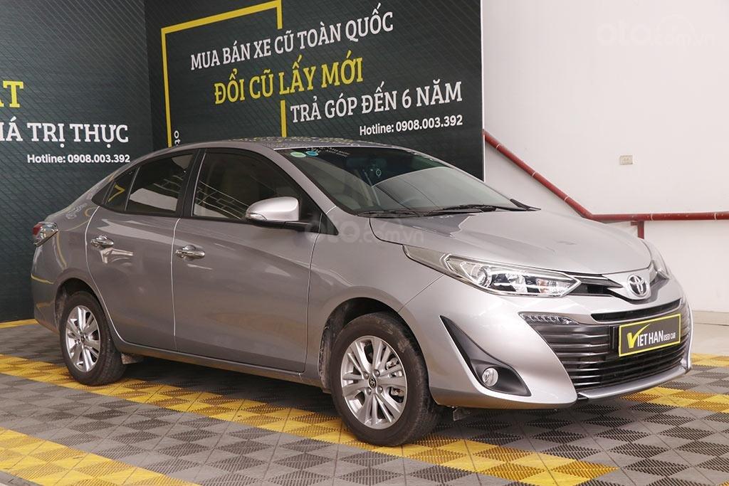 Bán xe Toyota Vios G 1.5AT 2019 (1)