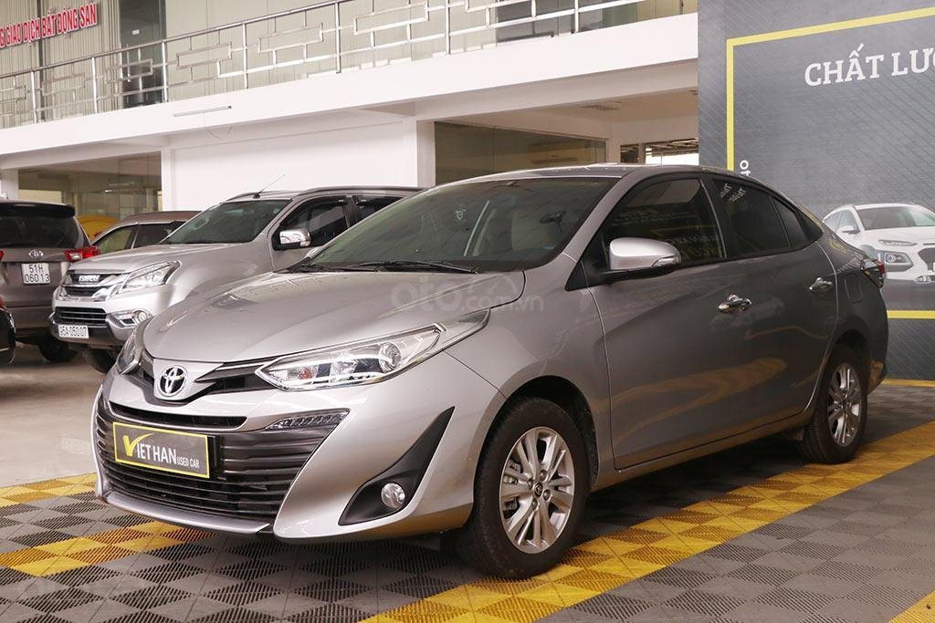 Bán xe Toyota Vios G 1.5AT 2019 (2)