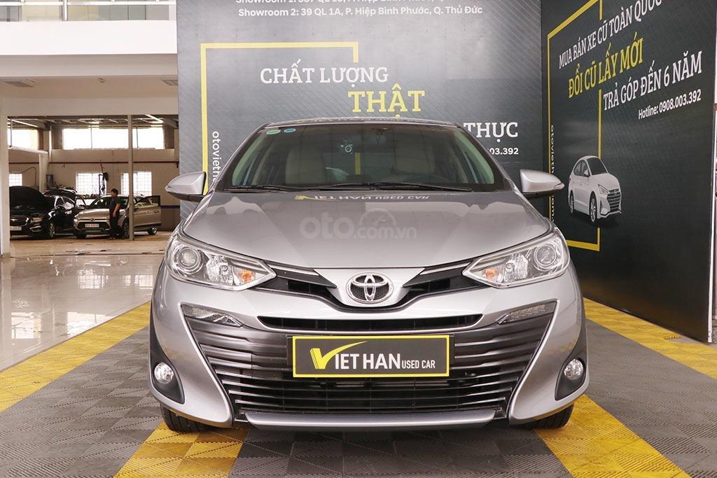 Bán xe Toyota Vios G 1.5AT 2019 (3)