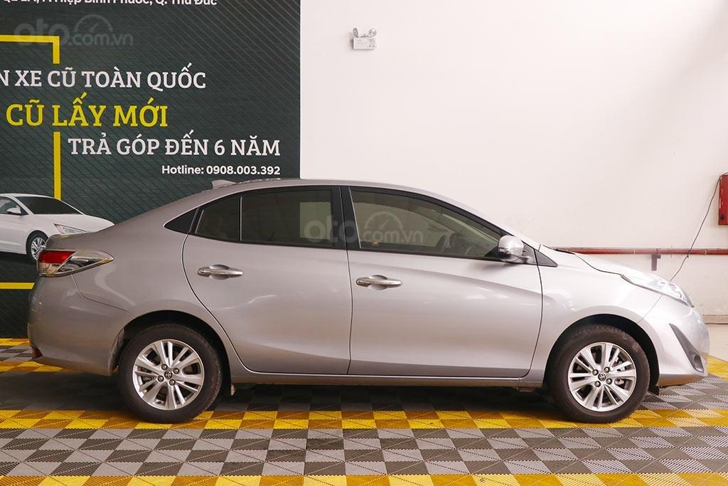 Bán xe Toyota Vios G 1.5AT 2019 (5)