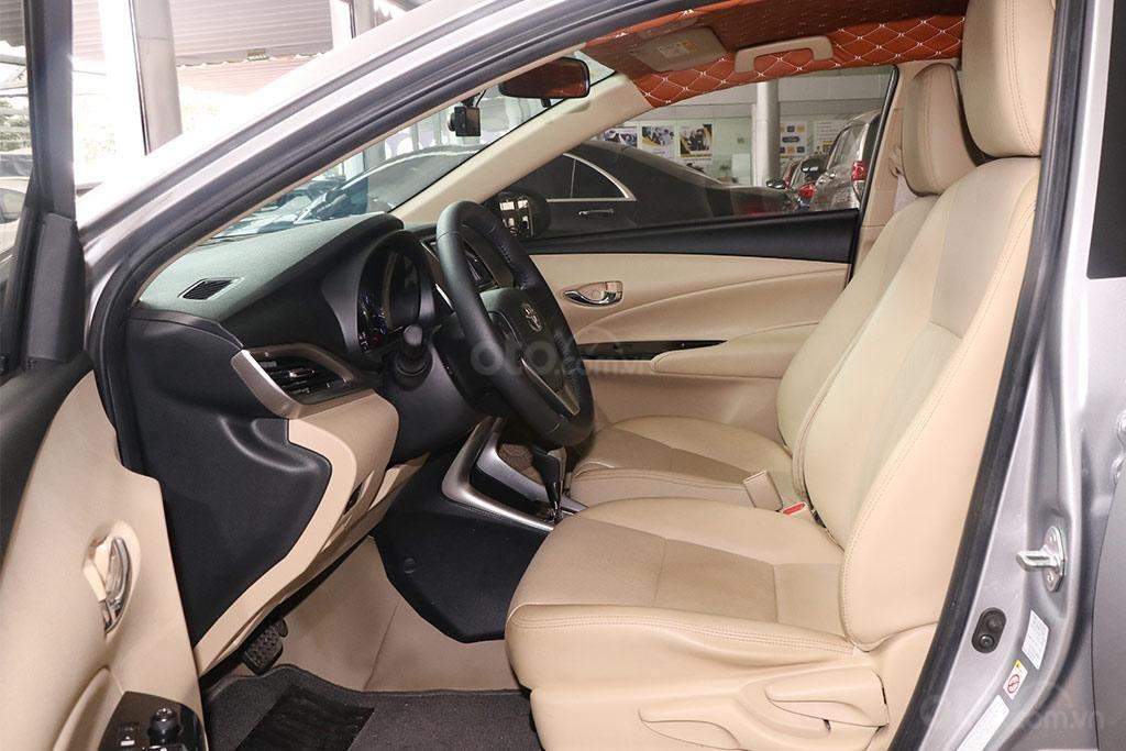 Bán xe Toyota Vios G 1.5AT 2019 (7)
