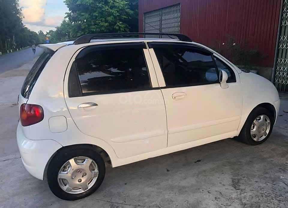 Cần bán Daewoo Matiz SE 0.8 MT năm sản xuất 2005, màu trắng còn mới, giá 54tr (3)