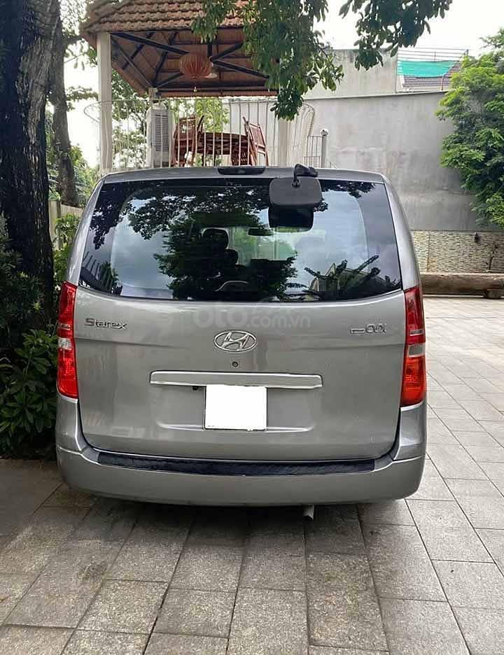 Cần bán Hyundai Grand Starex Van 2.5 AT năm 2008, màu xám, xe nhập còn mới  (5)