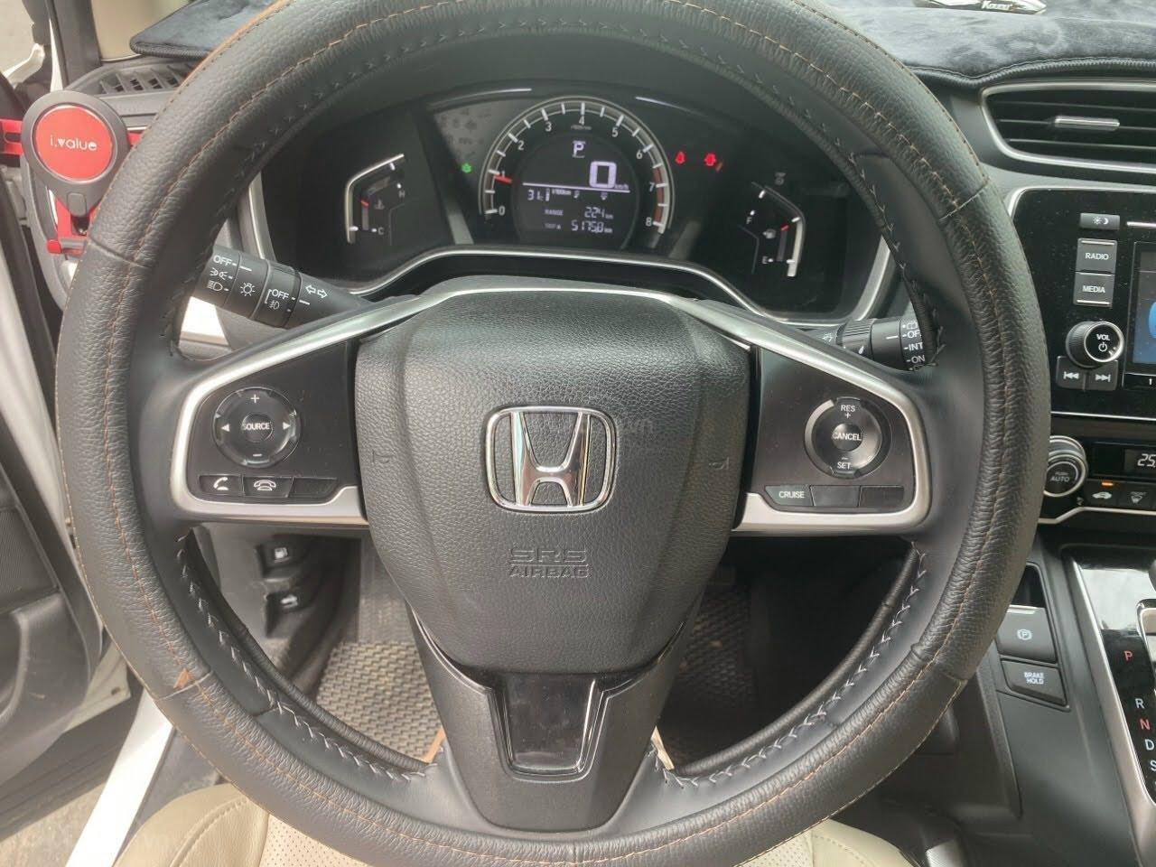 Cần bán Honda CR V 1.5E đăng kí 2020, giá 915 triệu còn TL (5)