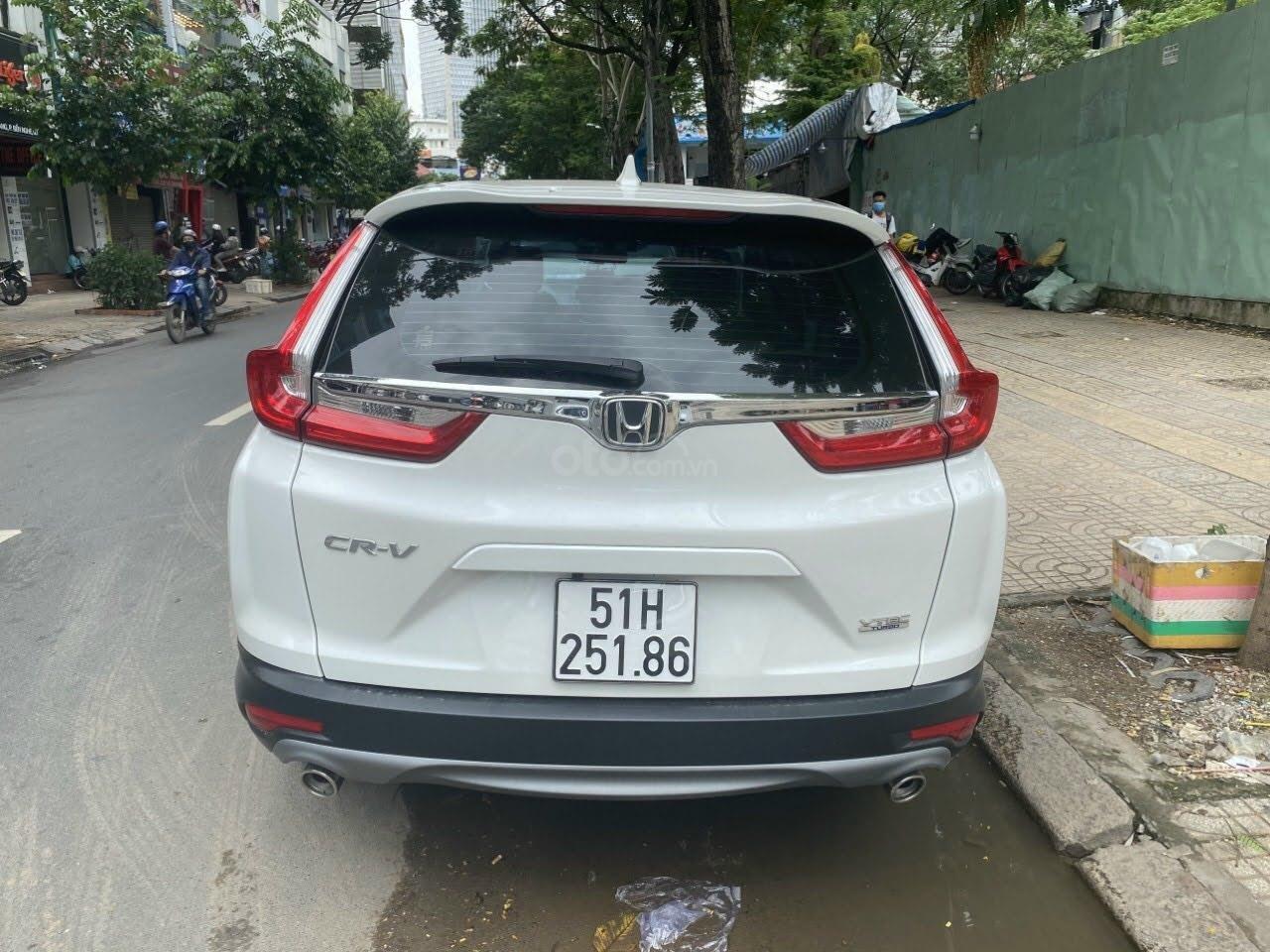Cần bán Honda CR V 1.5E đăng kí 2020, giá 915 triệu còn TL (3)