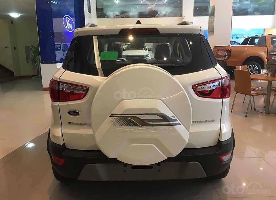 Bán ô tô Ford EcoSport Titanium 1.5L AT sản xuất 2020, màu trắng  (2)