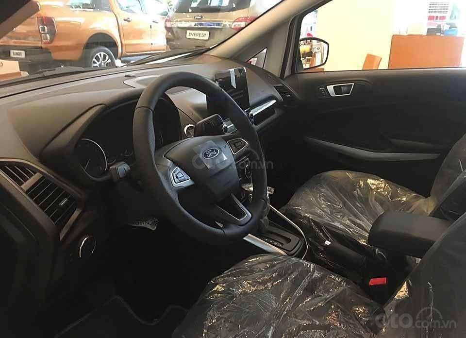 Bán ô tô Ford EcoSport Titanium 1.5L AT sản xuất 2020, màu trắng  (4)
