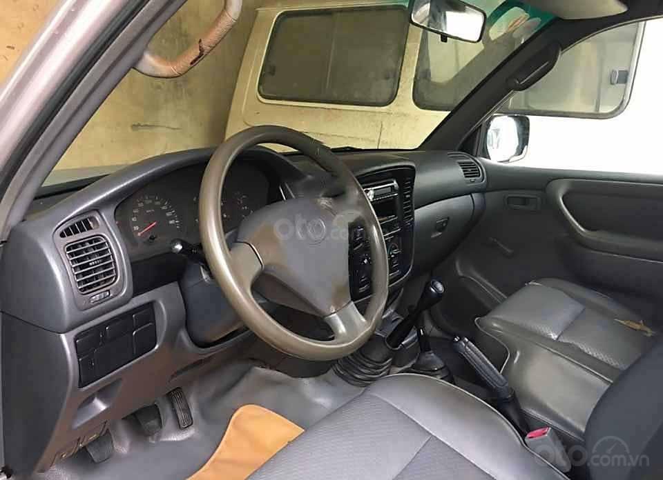 Cần bán lại xe Toyota Land Cruiser đời 2000, màu xám, nhập khẩu   (2)