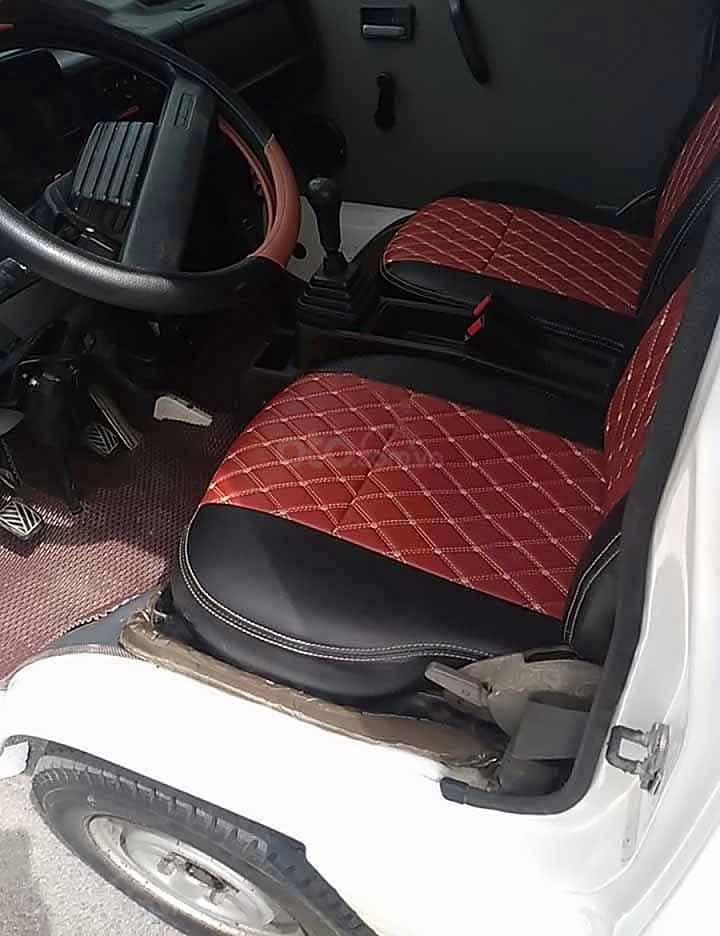 Cần bán gấp Suzuki Blind Van 2015, màu trắng còn mới, giá tốt (2)