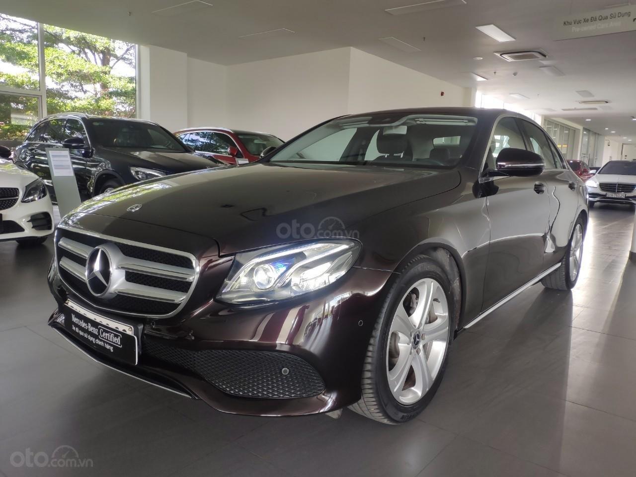Bán xe Mercedes E250 giá cực tốt (3)