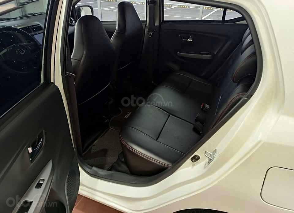 Xe Toyota Wigo 1.2G AT 2019, màu trắng, xe nhập  (4)