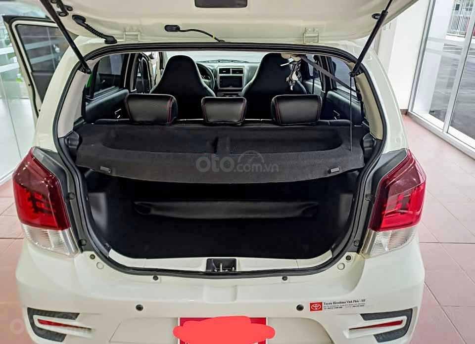 Xe Toyota Wigo 1.2G AT 2019, màu trắng, xe nhập  (5)