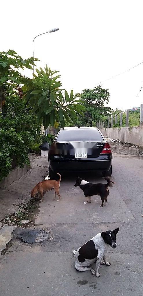 Bán Ford Mondeo 2.5AT sản xuất năm 2004, màu đen, nhập khẩu  (4)