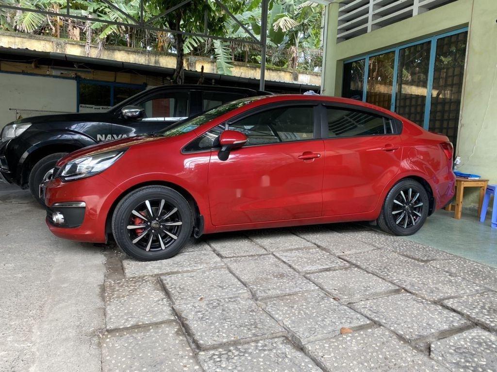 Chính chủ bán Kia Rio 2016, màu đỏ, nhập khẩu nguyên chiếc (2)