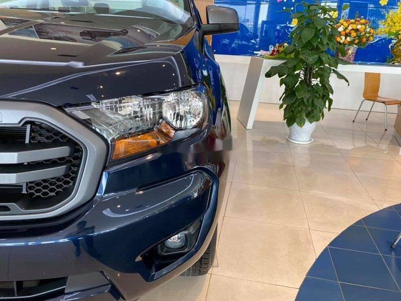 Bán Ford Ranger 2020, màu xanh lam, nhập khẩu nguyên chiếc, nhiều ưu đãi (1)