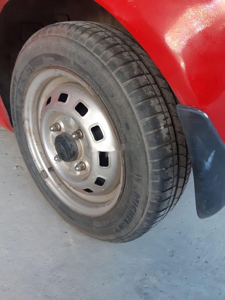 Chính chủ bán Chevrolet Spark năm 2012, màu đỏ   (7)