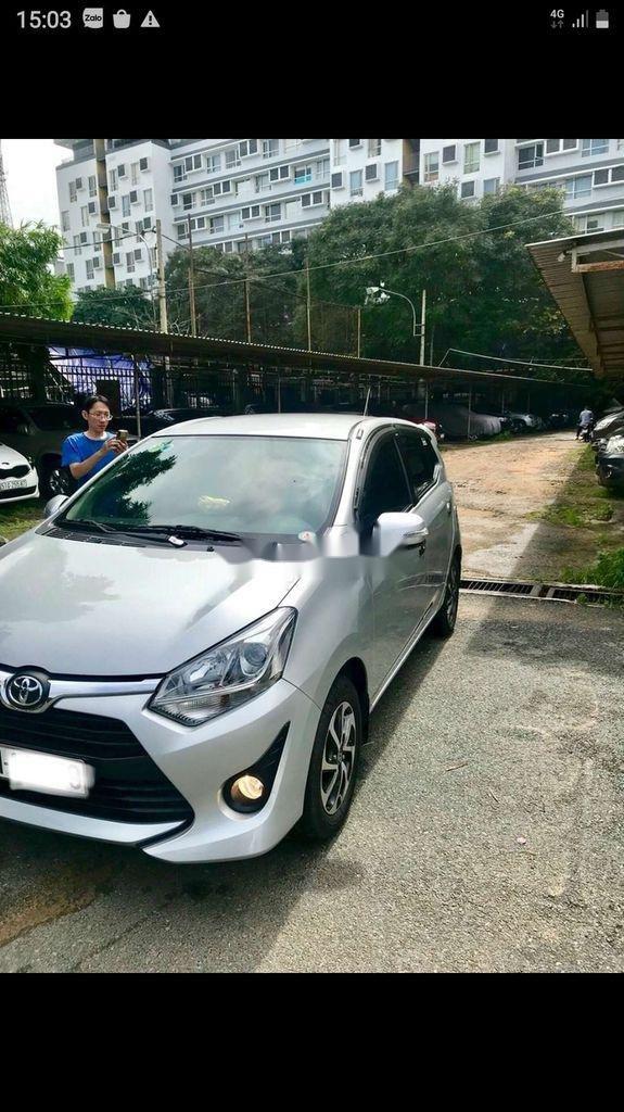 Bán Toyota Wigo năm sản xuất 2019, nhập khẩu còn mới giá cạnh tranh (1)