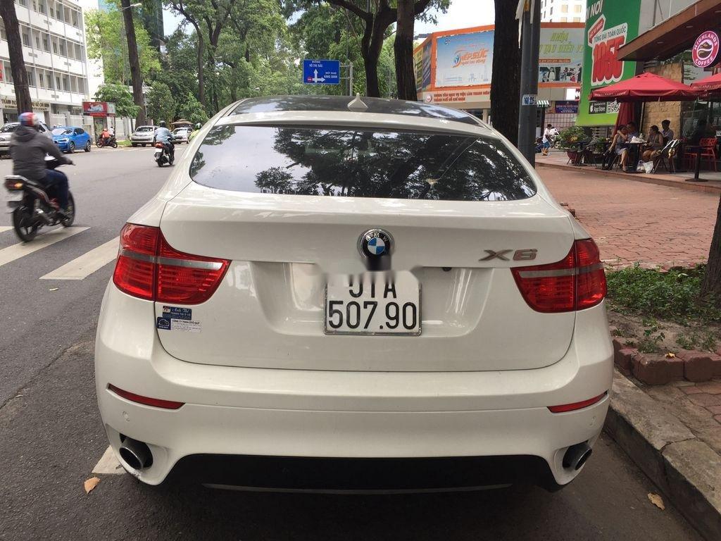 Bán BMW X6 đời 2009, màu trắng, nhập khẩu, bản full đồ (4)
