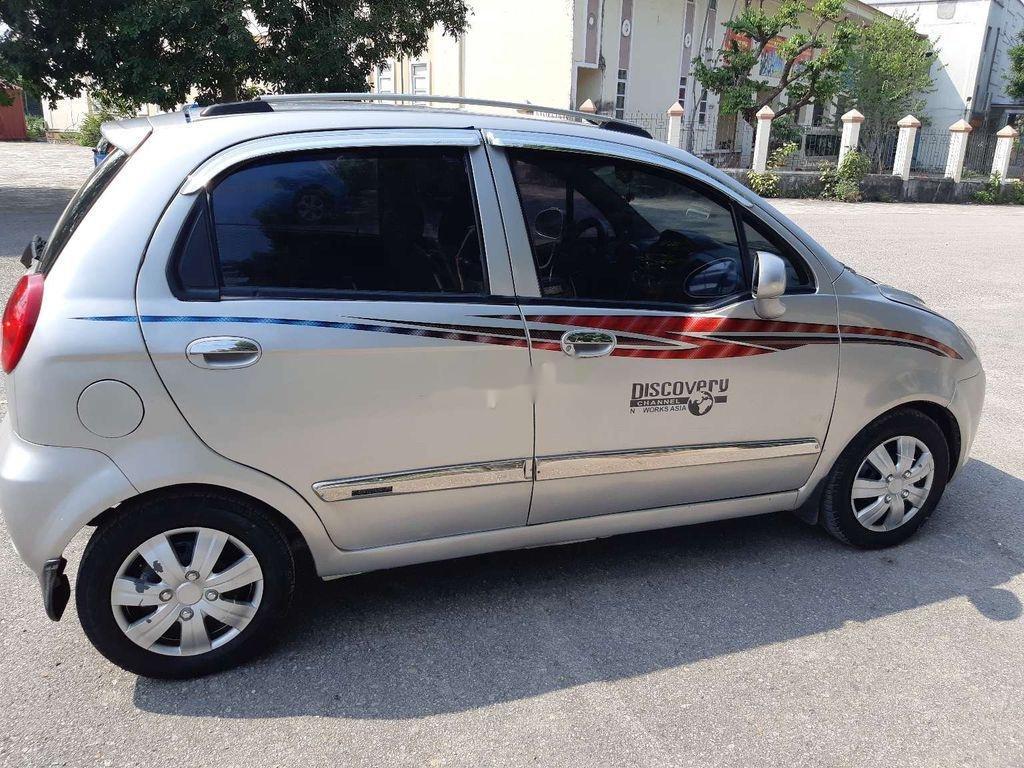 Bán Chevrolet Spark đời 2009, màu bạc  (3)