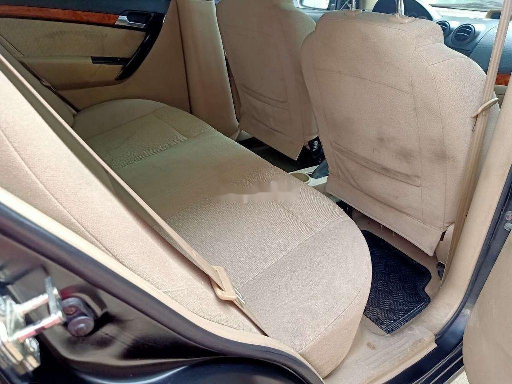 Bán Daewoo Gentra sản xuất 2007, màu đen, nhập khẩu chính chủ, giá chỉ 145 triệu (12)