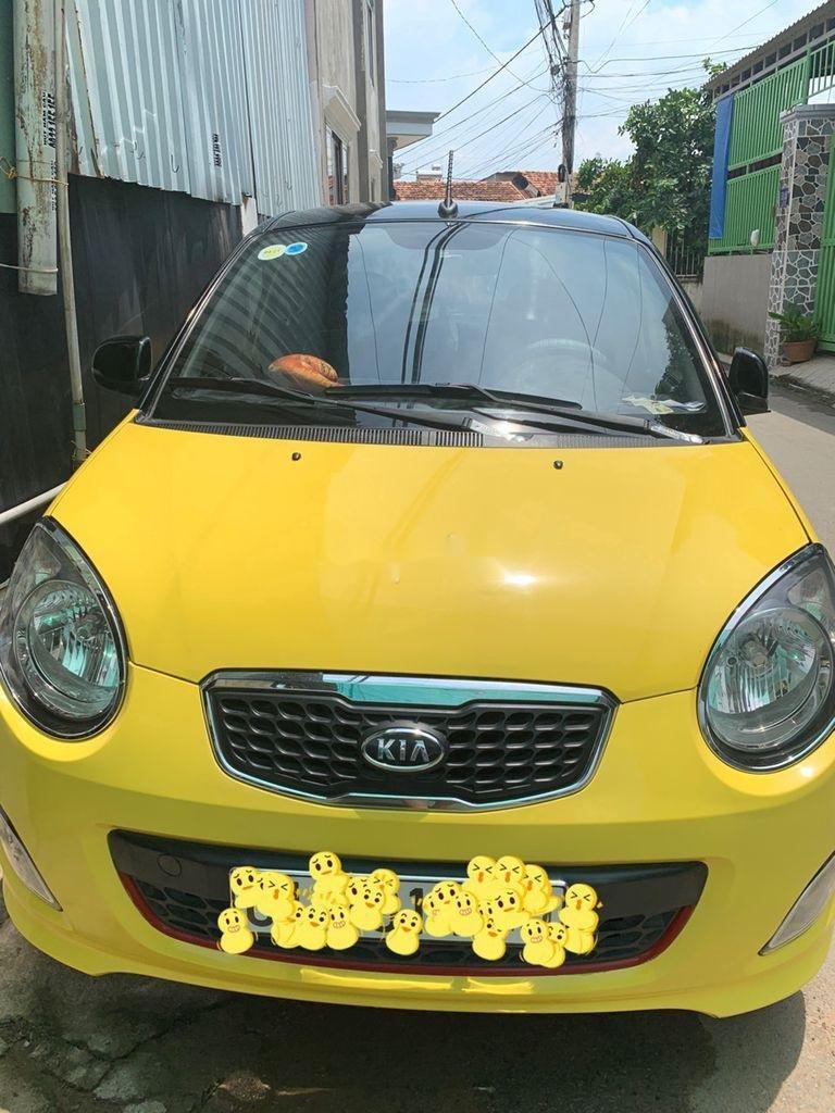 Cần bán gấp Kia Morning sản xuất 2011, xe chính chủ còn mới, giá ưu đãi (1)