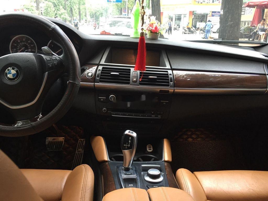 Bán BMW X6 đời 2009, màu trắng, nhập khẩu, bản full đồ (3)