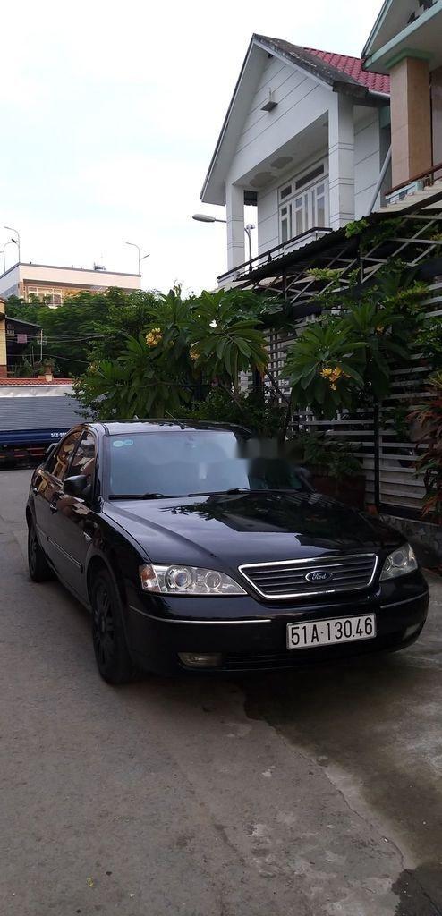 Bán Ford Mondeo 2.5AT sản xuất năm 2004, màu đen, nhập khẩu  (2)