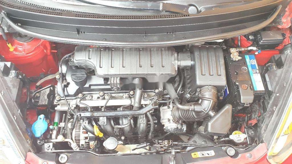 Bán xe Kia Picanto sản xuất năm 2013, màu đỏ số sàn, 243tr (6)