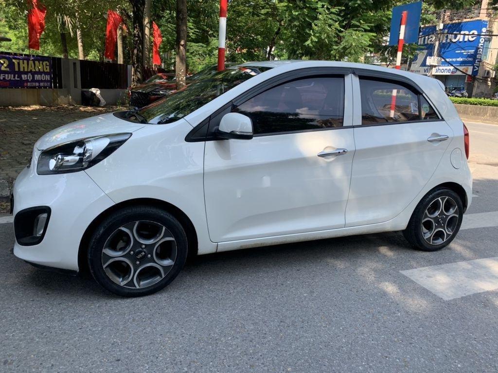 Bán Kia Morning sản xuất năm 2011, màu trắng, nhập khẩu, giá chỉ 275 triệu (4)