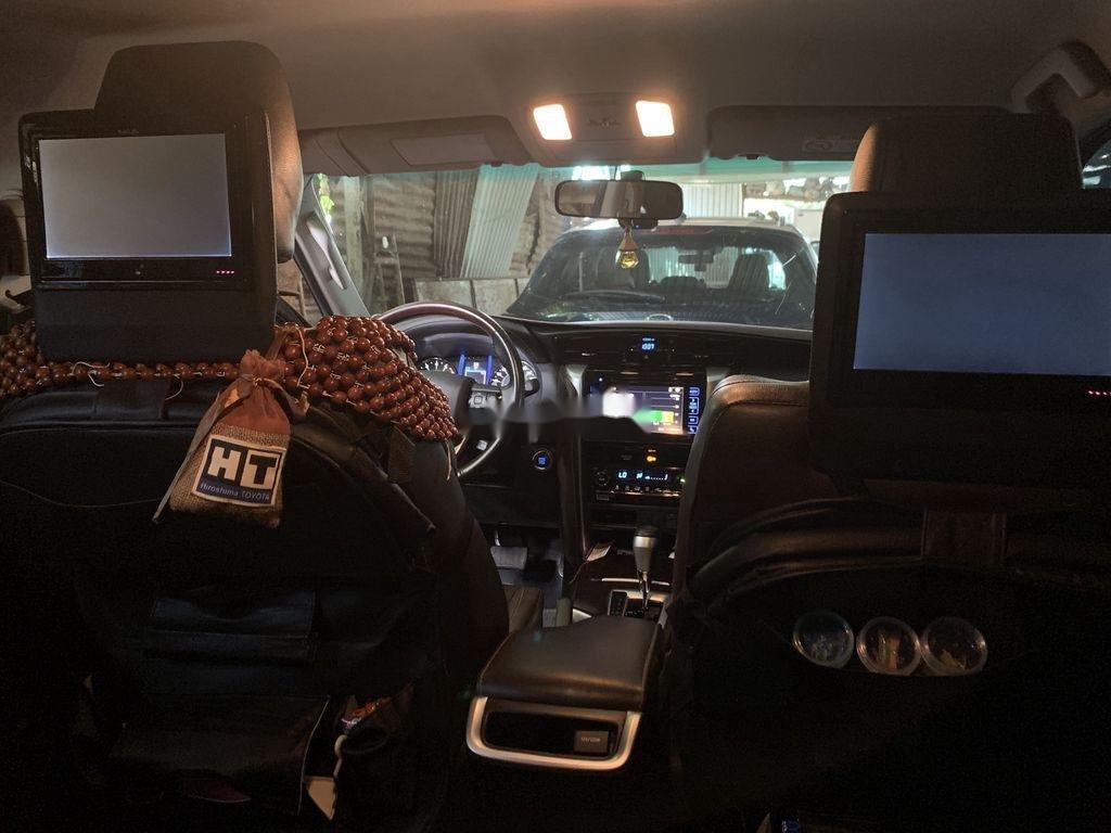 Bán Toyota Fortuner 2.7V 2018, màu đen, nhập khẩu nguyên chiếc số tự động (6)