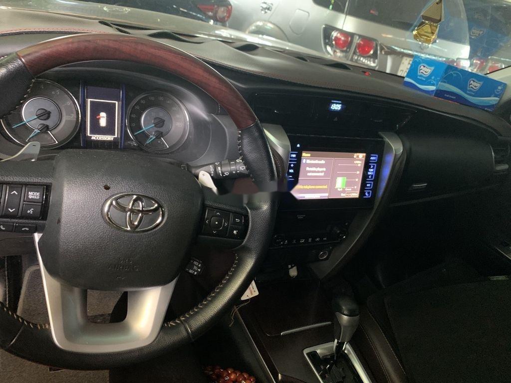 Bán Toyota Fortuner 2.7V 2018, màu đen, nhập khẩu nguyên chiếc số tự động (5)