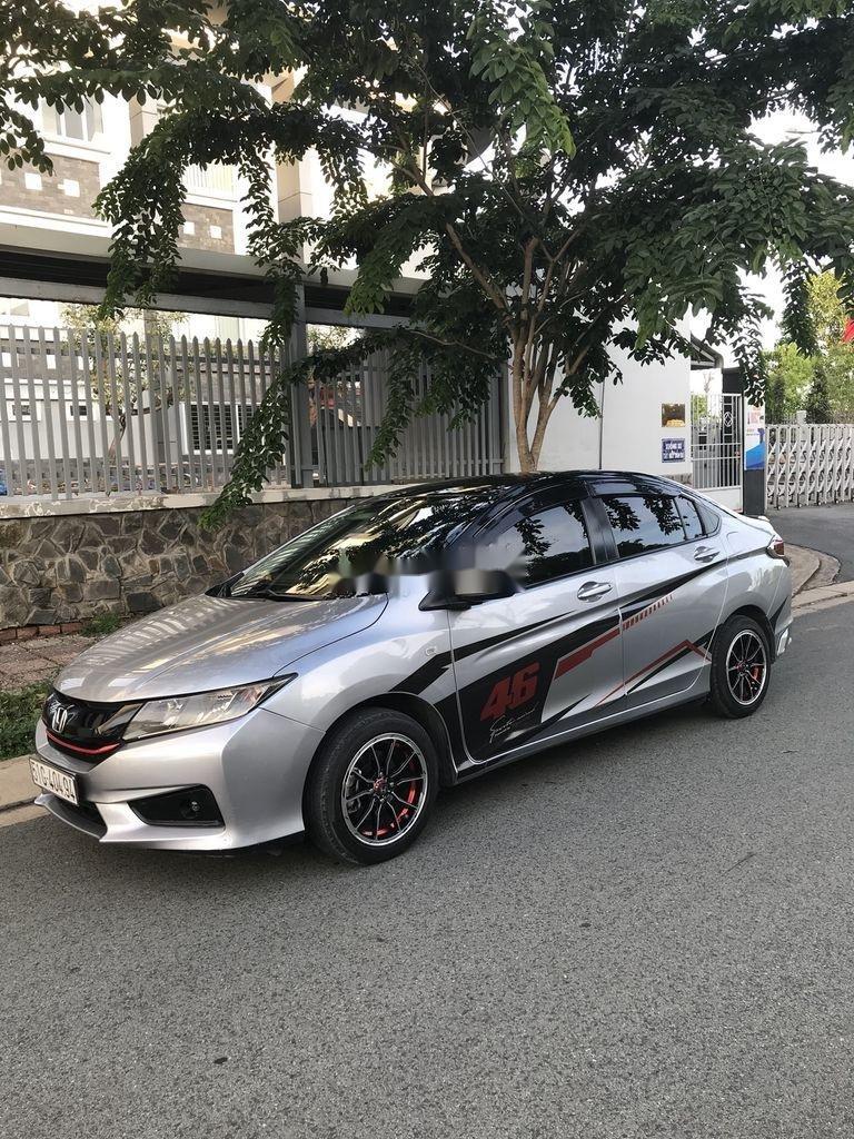Bán Honda City năm sản xuất 2017, nhập khẩu nguyên chiếc còn mới (1)