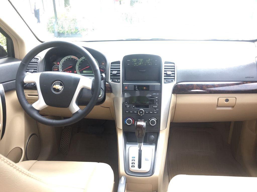 Bán xe Chevrolet Captiva đời 2008, màu đen chính chủ, giá 269tr (2)