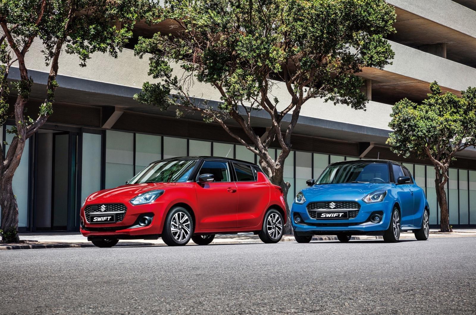Suzuki Swift 2021 có gì mới ?