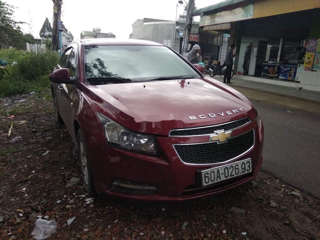 Cần bán xe Chevrolet Cruze năm sản xuất 2011, xe gia đình (1)