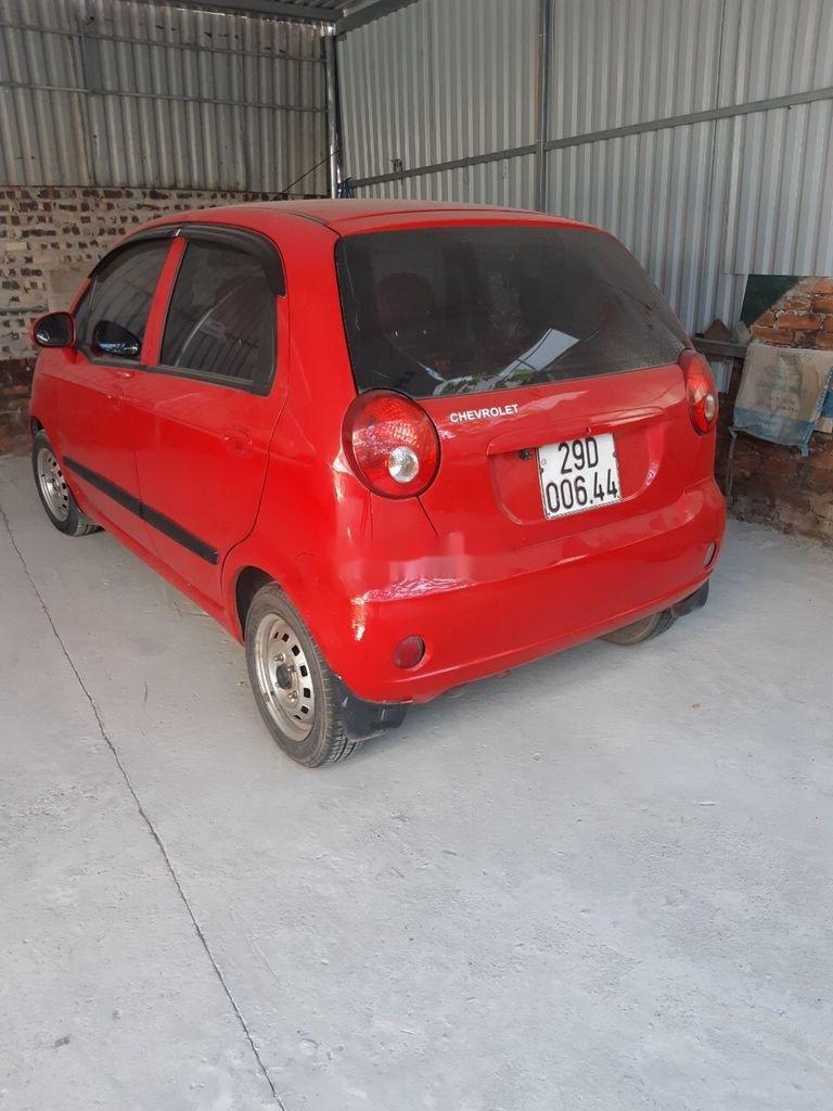 Chính chủ bán Chevrolet Spark năm 2012, màu đỏ   (1)