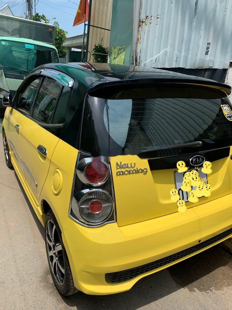 Cần bán gấp Kia Morning sản xuất 2011, xe chính chủ còn mới, giá ưu đãi (4)