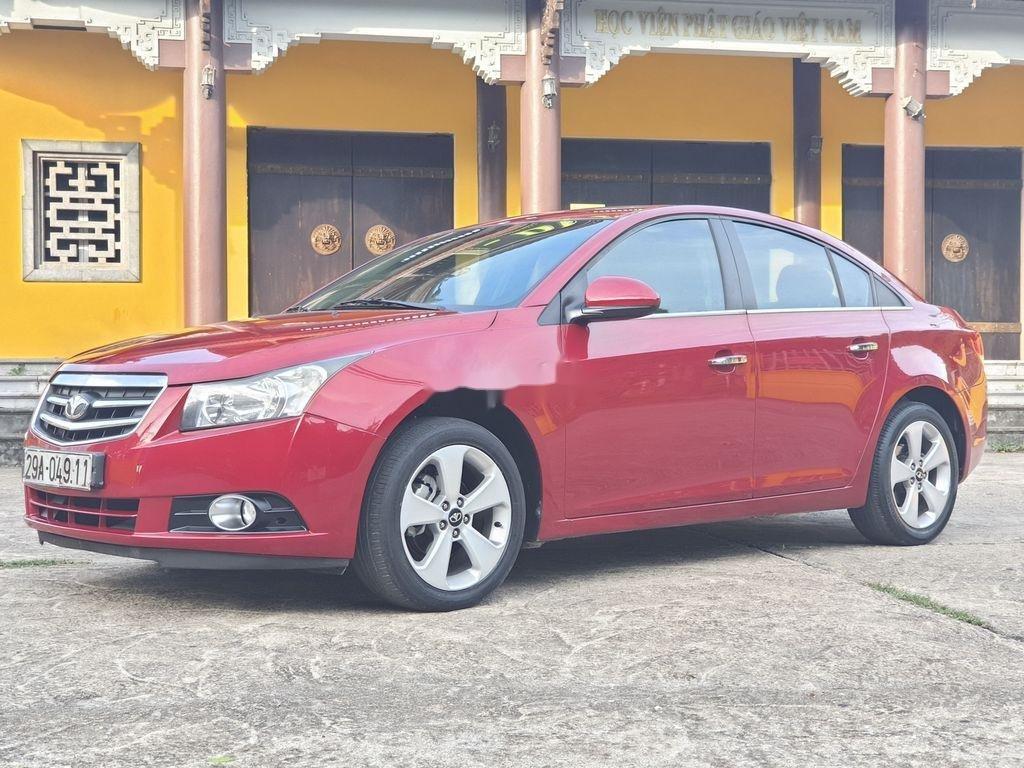 Cần bán lại xe Daewoo Lacetti sản xuất 2010, nhập khẩu giá cạnh tranh (3)