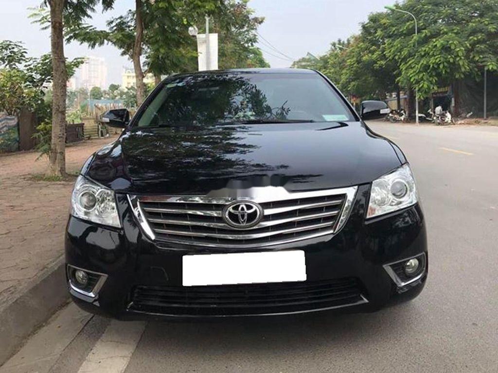Lên đời bán Toyota Camry năm 2010, màu đen (1)