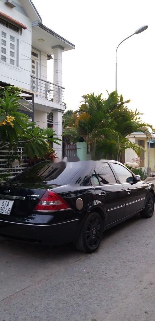 Bán Ford Mondeo 2.5AT sản xuất năm 2004, màu đen, nhập khẩu  (3)