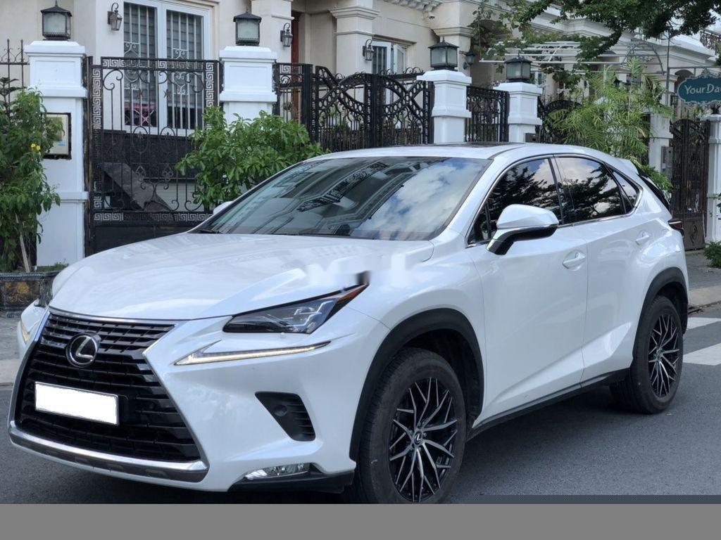 Bán Lexus NX năm sản xuất 2019, xe nhập còn mới, xe máy móc còn mới nguyên chạy mướt (3)
