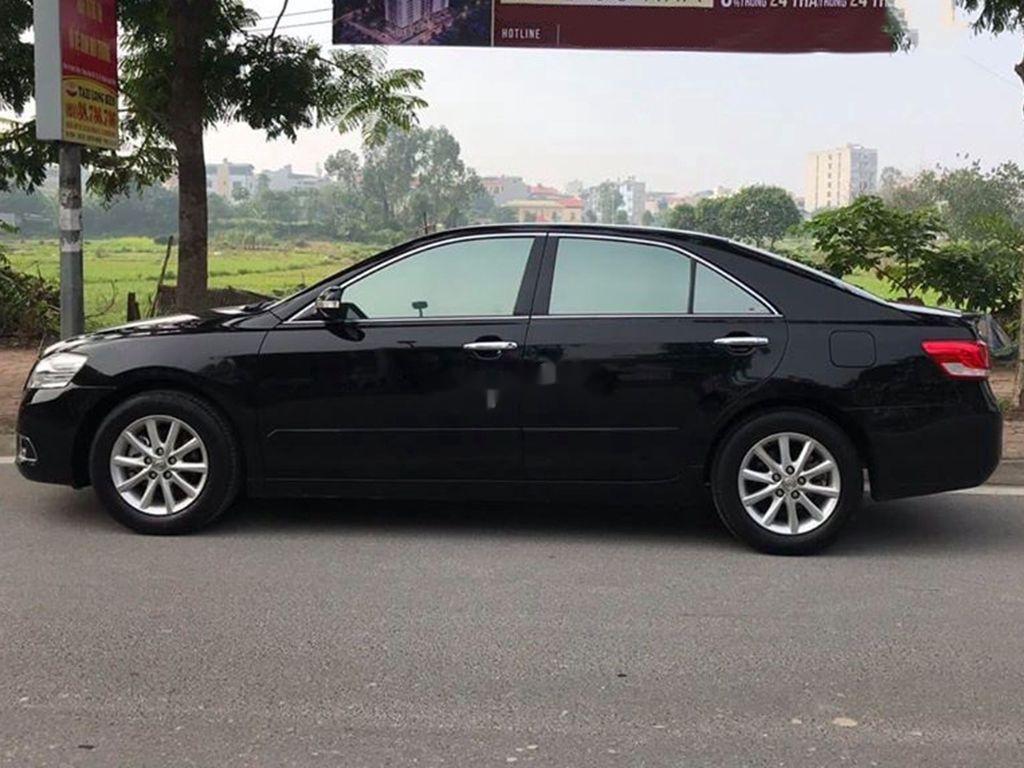 Lên đời bán Toyota Camry năm 2010, màu đen (7)